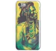 Curley, Crow Scout iPhone Case/Skin