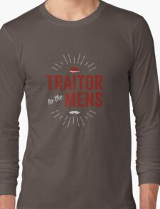 Traitor to the Mens (Dark) Long Sleeve T-Shirt
