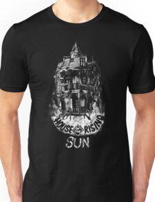 House of the Rising Sun - B&W Unisex T-Shirt