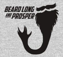 Beard Long and Prosper by AngryMongo