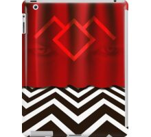 Twin Peaks - The Red Room iPad Case/Skin