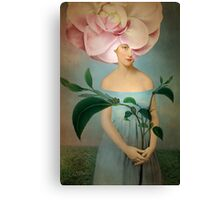 Camille Canvas Print