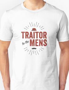 Traitor to the Mens (Light) T-Shirt