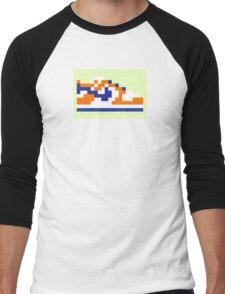 8-bit Kicks (Supa) Men's Baseball ¾ T-Shirt