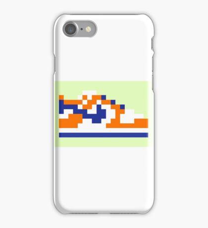 8-bit Kicks (Supa) iPhone Case/Skin
