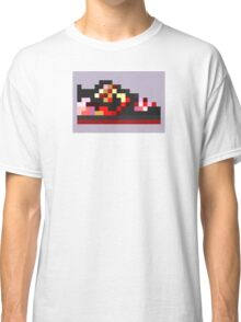 8-bit Kicks (Pushead) Classic T-Shirt