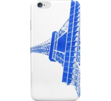Paris Watercolor iPhone Case/Skin
