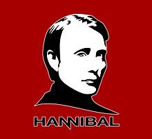 Hannibal - red by JennK777