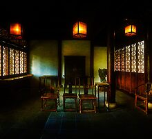 A Chinese Scholar's House by Chris Lord