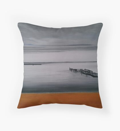The Old Reliable Throw Pillow