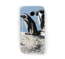 Penguins in South Africa Samsung Galaxy Case/Skin
