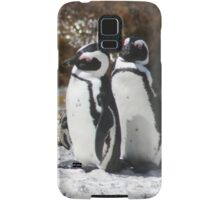 3 South African Penguins Samsung Galaxy Case/Skin