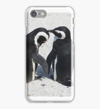 Penguin Love iPhone Case/Skin