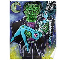 My Monster My Bride Poster