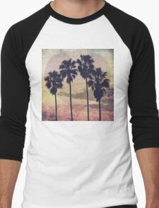 Heart and Palms Men's Baseball ¾ T-Shirt