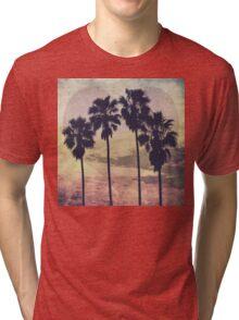 Heart and Palms Tri-blend T-Shirt