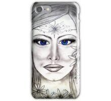 Blue Eyed Daisy iPhone Case/Skin