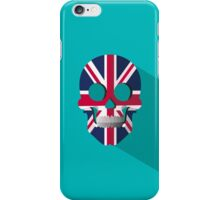 U.K. Skull iPhone Case/Skin