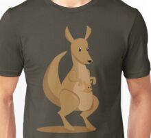 Jeanette the Kangaroo Unisex T-Shirt
