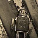 Old Robot by Barbara Morrison
