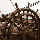 Sail Away 1 of 2 by Moonpebble