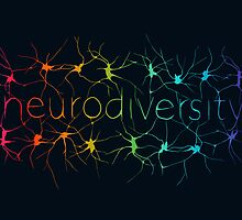 Neuron Diversity - Alternative Rainbow by amythests
