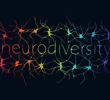 Neuron Diversity - Alternative Rainbow by amythests