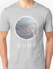 SeniorDesigns Surf Classic Unisex T-Shirt
