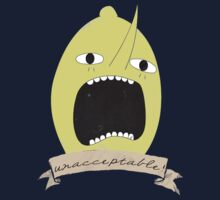 Unacceptable! by TVTshirts