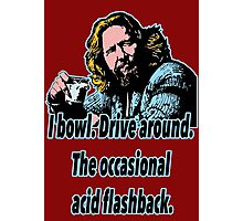 Big Lebowski 18 Photographic Print