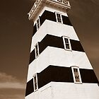 Light House by Moonpebble