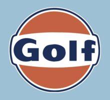 vw golf retro by lowgrader