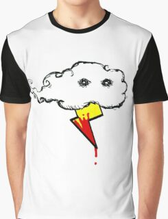 Murder Cloud Graphic T-Shirt
