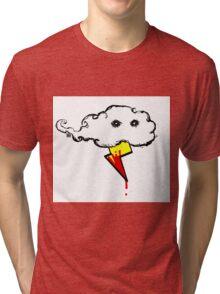 Murder Cloud Tri-blend T-Shirt