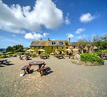 Old Portelet Inn  by Rob Hawkins