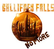 Gallifrey Falls No More by TessZeiner