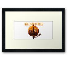 Gallifrey Falls No More Framed Print