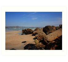 Ards Beach, Donegal Art Print