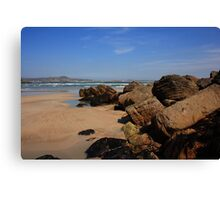 Ards Beach, Donegal Canvas Print