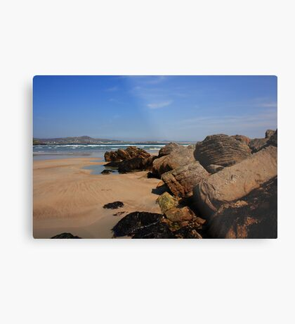 Ards Beach, Donegal Metal Print