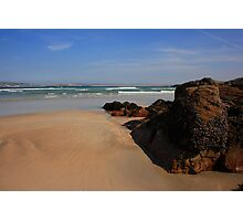 Ards Forest Park Seaside Photographic Print