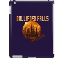 Gallifrey Falls No More iPad Case/Skin