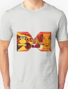 Pokemon Vs Digimon T-Shirt