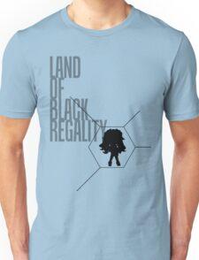 4 Lands - Black Unisex T-Shirt