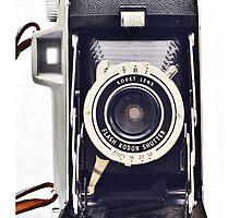 Kodak Tourist by Nicole  McKinney