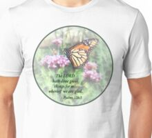 Psalm 126 3 The LORD hath done great things Unisex T-Shirt