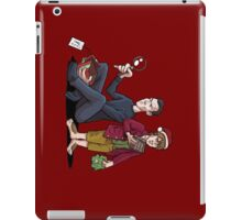 A Very Sherlockian Christmas iPad Case/Skin