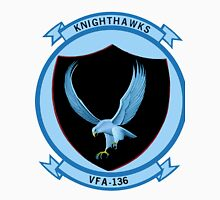 VFA-136 Knighthawks Women's Fitted Scoop T-Shirt