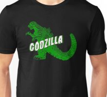 Godzilla, Terror Strikes Again Unisex T-Shirt