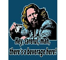 Big Lebowski Philosophy 20 Photographic Print